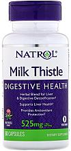 Kup Ostropest plamisty w kapsułkach 525 mg - Natrol Milk Thistle