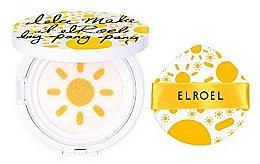 Kup Filtr przeciwsłoneczny do twarzy w gąbce cushion SPF 50+ - Elroel Pang Pang Big Sun Cushion SPF 50+