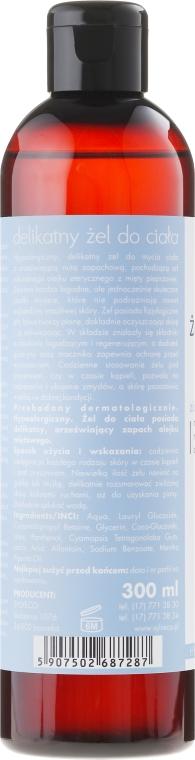 Delikatny żel do ciała Ziołowa pielęgnacja - Sylveco — фото N2