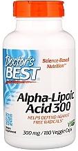 Kup Kwas alfa-liponowy, 300 mg - Doctor's Best Alpha Lipoic Acid
