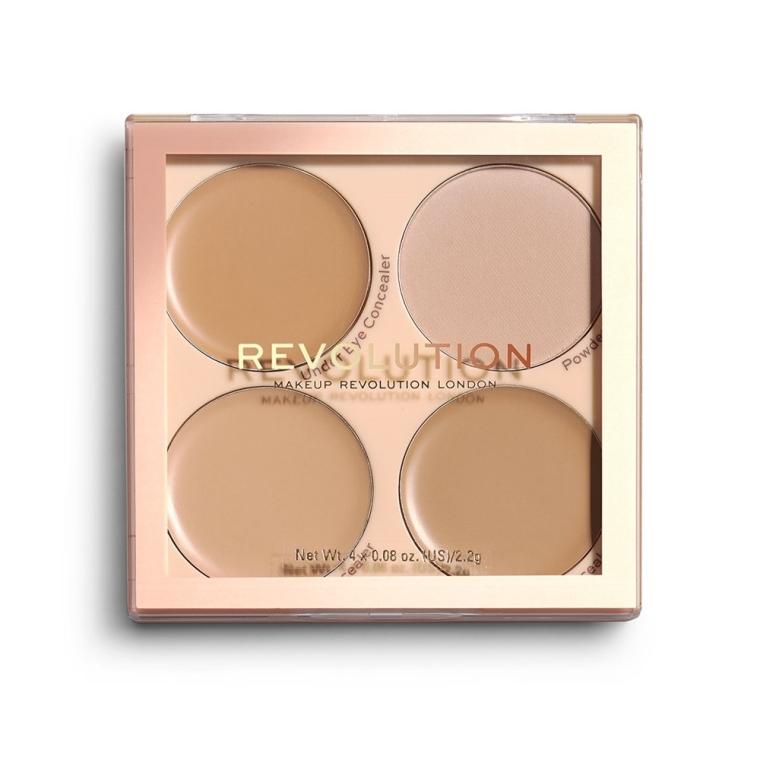 Paleta korektów - Makeup Revolution Base