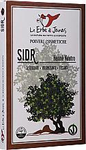 Kup PRZECENA! Proszek do włosów Sidr - Le Erbe di Janas Sidr Powder *