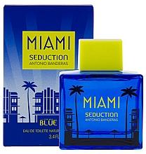 Kup Antonio Banderas Blue Seduction Miami - Woda toaletowa