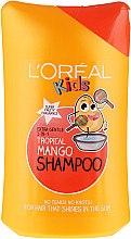 Kup Szampon do włosów dla dzieci Tropikalne mango - L'Oreal Paris Kids Tropical Mango Shampoo