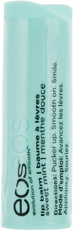 Balsam w sztyfcie do ust Słodka mięta - EOS Smooth Stick Lip Balm Sweet Mint — фото N1