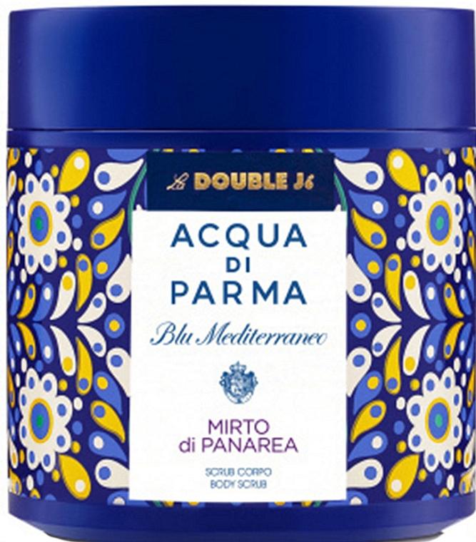 Acqua di Parma Blu Mediterraneo-Mirto di Panarea - Peeling do ciała — фото N1