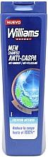 Kup Przeciwłupieżowy szampon do włosów - Williams Refresh Anti-Dandruff Shampoo