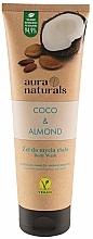 Kup Żel do mycia ciała Kokos i migdał - Aura Naturals Coco & Almond Body Wash