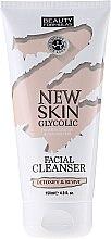 Kup Detoksykująco-odżywcze mleczko do mycia twarzy - Beauty Formulas New Skin Glycolic Facial Cleanser