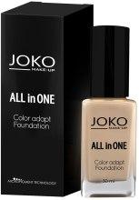 Kup Podkład do twarzy - Joko All In One Color Adapt Foundation