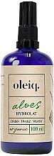 Kup Hydrolat z aloesu do twarzy, ciała i włosów - Oleiq