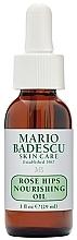 Kup Nawilżający olejek do twarzy z dzikiej róży - Mario Badescu Rose Hips Nourishing Oil