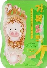 Kup Złuszczająca maska do stóp - Elizavecca Witch Piggy Hell-Pore Turtles Foot Pack
