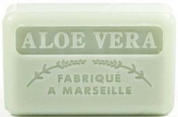 Kup Mydło marsylskie, Aloes - Foufour Savonnette Marseillaise