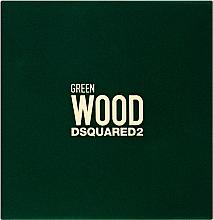 Kup Dsquared2 Green Wood Pour Homme - Zestaw (edt 30 ml + sh/gel 50 ml)