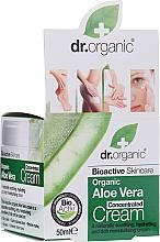 Kup Skoncentrowany krem z aloesem - Dr. Organic Bioactive Skincare Aloe Vera Concentrated Cream