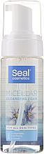 Kup PRZECENA! Pianka micelarna do każdego rodzaju cery - Seal Cosmetics Micellar Cleansing Foam *