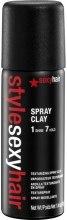 Kup Glinka stylizująca do włosów w sprayu - SexyHair StyleSexyHair Clay Texturizing Spray
