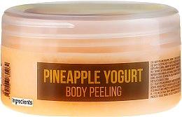 Kup Naturalny peeling do ciała na bazie soli morskiej Jogurt ananasowy - Stani Chef's Pineapple Yogurt Body Peeling