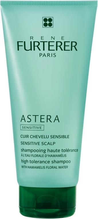 Kojący szampon do włosów do wrażliwej skóry głowy - Rene Furterer Astera High Tolerance Shampoo — фото N1