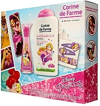 Kup Corine de Farme Princess - Zestaw (edt 30 ml + sh/gel 250 ml + acc)