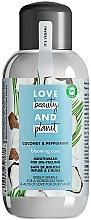Kup Płyn do płukania jamy ustnej Kokos i mięta pieprzowa - Love Beauty And Planet Coconut Water & Peppermint Mouthwash