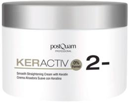 Kup Keratynowy krem wygładzający włosy - PostQuam Keractiv Smooth Straightening Cream With Keratin