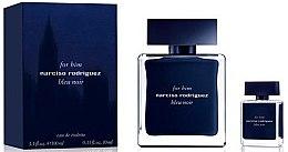 Kup Narciso Rodriguez For Him Bleu Noir - Zestaw (edt 100 ml + edt 10 ml)