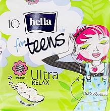 Kup Podpaski, 10 szt. - Bella For Teens Ultra Relax