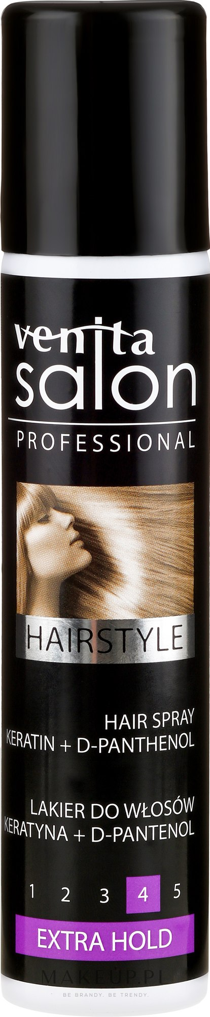 Ekstramocny lakier do włosów - Venita Salon Professional — фото 75 ml