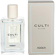 Kup Perfumowany spray do wnętrz - Culti Milano Room Spray Aqqua