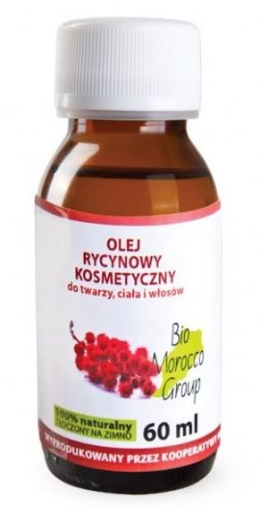 Kosmetyczny olej rycynowy do twarzy, ciała i włosów - Efas Castor Seed Oil