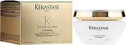 Kup Odżywcza maska do matowych włosów z olejem marula - Kérastase Elixir Ultime Le Masque