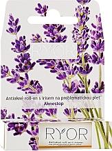 Kup Żel przeciwtrądzikowy do skóry problematycznej z irysem - Ryor Aknestop Roll-On With Iris