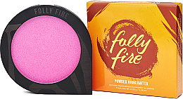 Kup Naturalny rozświetlacz do twarzy - Folly Fire Translucent Dream Powder Highlighter
