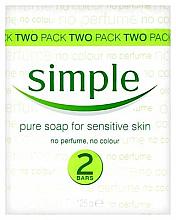 Kup Mydło w kostce - Simple Pure Soap for Sensitive Skin