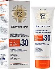 Kup Hipoalergiczna emulsja do opalania SPF 30 - DAX Sun Dermo Line