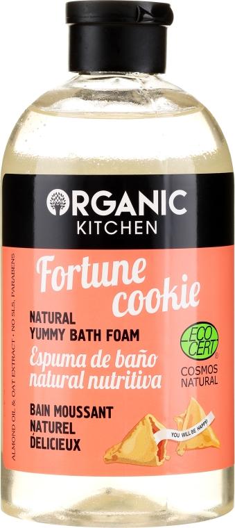Pianka do kąpieli Ciastko z wróżbą - Organic Shop Organic Kitchen Fortune Cookie