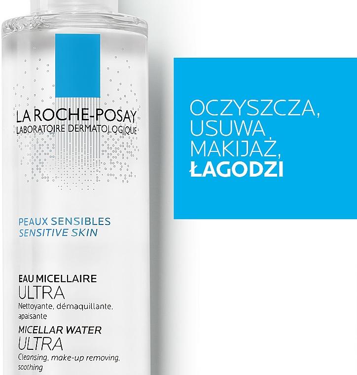Woda micelarna do skóry wrażliwej - La Roche-Posay Micellar Water Ultra — фото N4