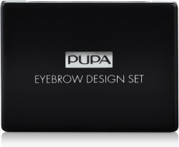 Kup Zestaw do konturowania brwi - Pupa Design Eyebrow