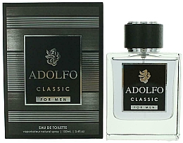 Kup Adolfo Dominguez Classic for Men - Woda toaletowa