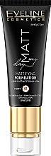 Kup Matujący podkład do twarzy - Eveline Cosmetics Matt My Day Mattifying Foundation