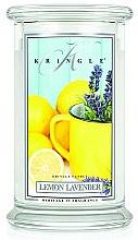Kup Świeca zapachowa - Kringle Candle Lemon Lavender