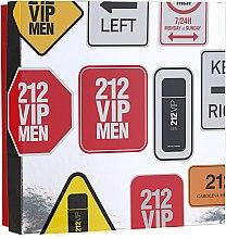 Kup Carolina Herrera 212 VIP Men - Zestaw (edt/ 100 ml + sh/ gel/ 100 ml)