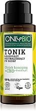 Kup Tonik łagodzący, neutralizujący PH skóry - Only Bio