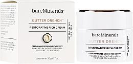 Kup Regenerujący krem do cery suchej i bardzo suchej - Bare Escentuals Bare Minerals Butter Drench Restorative Rich Cream