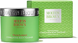 Kup Molton Brown Infusing Eucalyptus Stimulating Body Polisher - Peeling do ciała