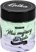 Kup Mus myjący do ciała Owocowy koktajl - LaLka