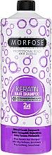 Kup Keratynowy szampon do włosów - Morfose Buble Keratin Hair Shampoo