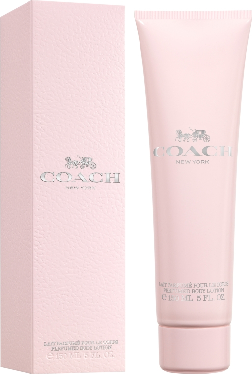 Coach The Fragrance Eau de Toilette - Perfumowane mleczko do ciała — фото N1